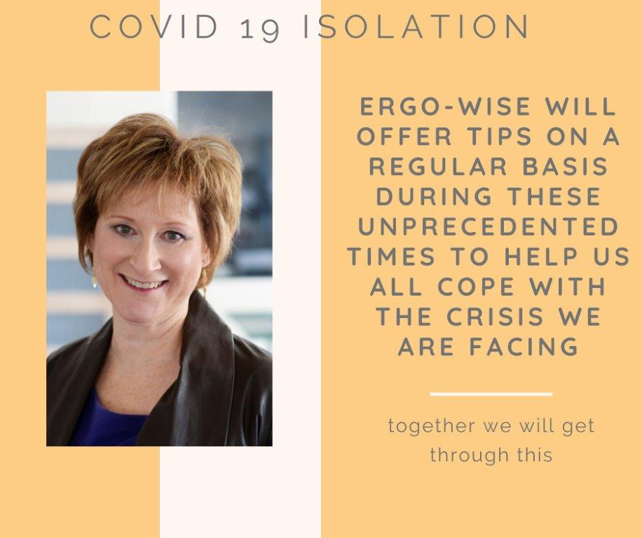 1-covid 19 isolation - tips to come