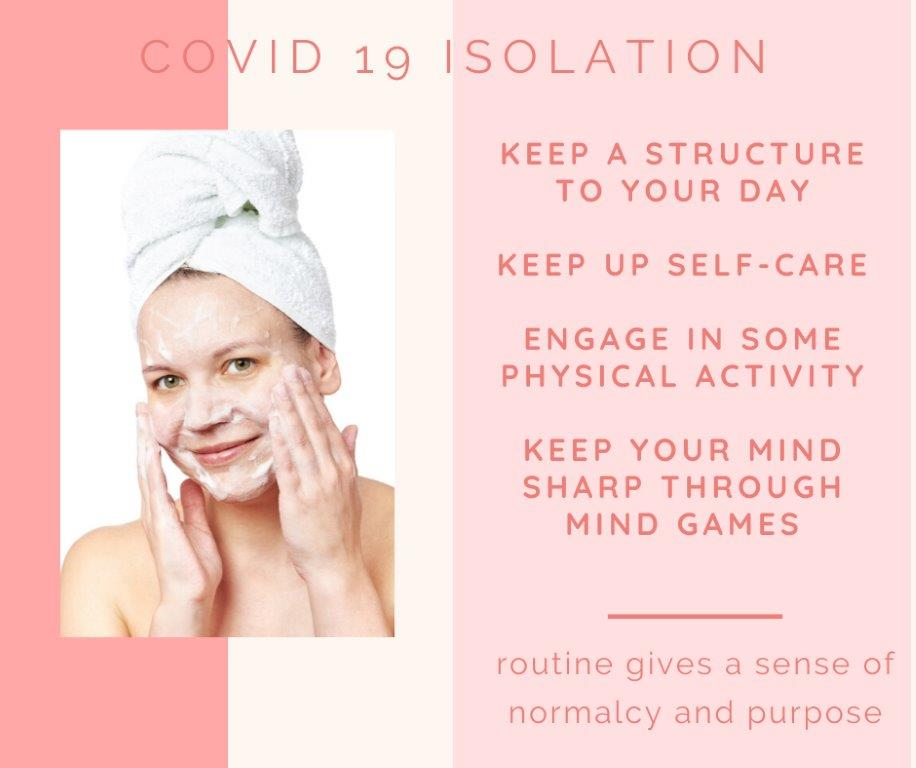 3-covid 19 isolation - structure etc