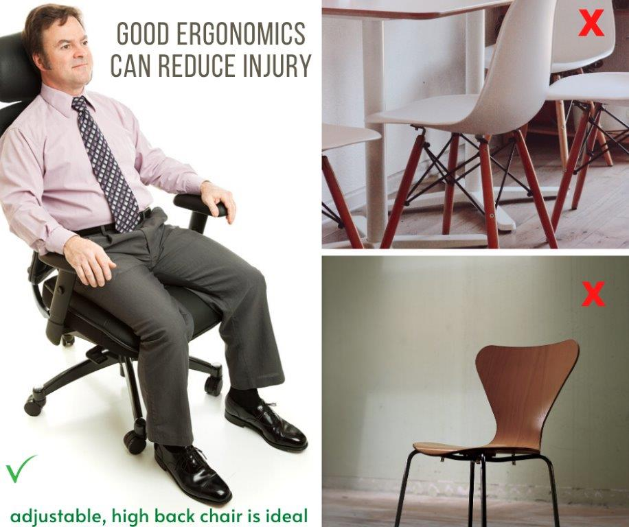 4-Ergonomics - chair