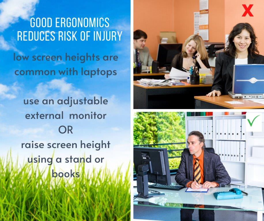 7-Ergonomics - screen height 2